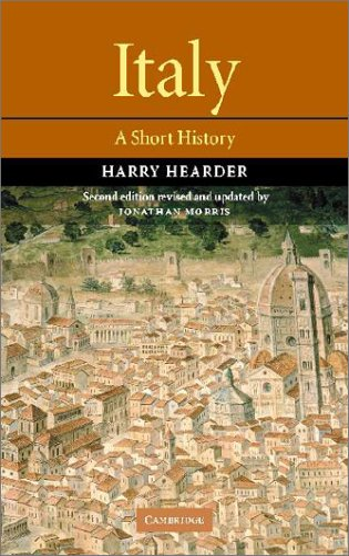 9780521806138: Italy: A Short History