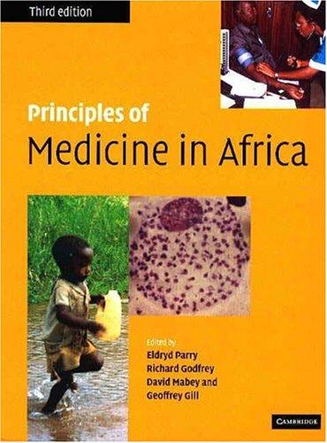 Principles of Medicine in Africa (Hardback)