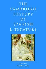 9780521806183: The Cambridge History of Spanish Literature