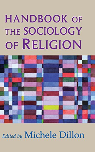 9780521806244: Handbook of the Sociology of Religion Hardback