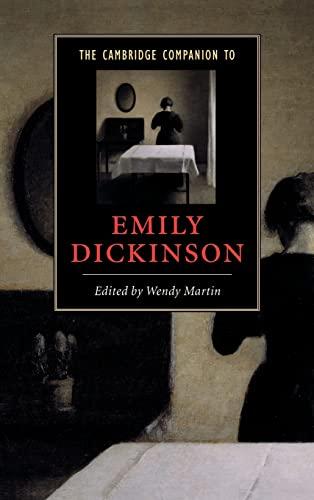 9780521806442: The Cambridge Companion to Emily Dickinson (Cambridge Companions to Literature)