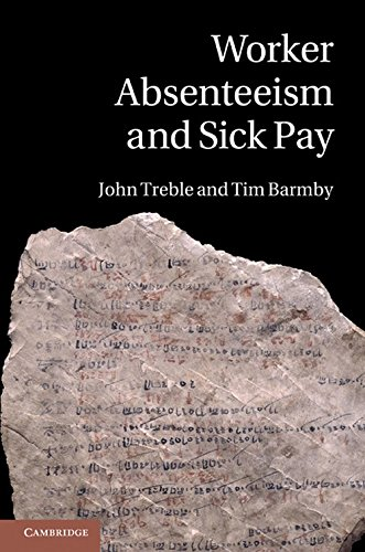 Worker Absenteeism and Sick Pay: John Treble