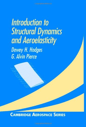 9780521806985: Introduction to Structural Dynamics and Aeroelasticity (Cambridge Aerospace Series)