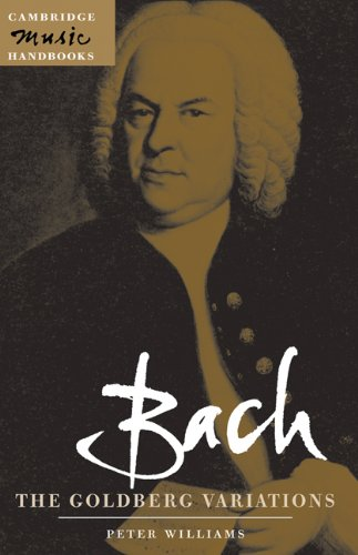 9780521807357: Bach: The Goldberg Variations (Cambridge Music Handbooks)