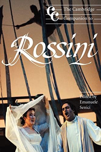 9780521807364: The Cambridge Companion to Rossini Hardback (Cambridge Companions to Music)