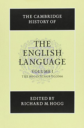 9780521807586: The Cambridge History of the English Language (6 Volume Set)