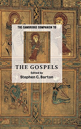 9780521807661: The Cambridge Companion to the Gospels Hardback (Cambridge Companions to Religion)