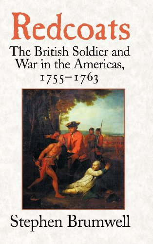 9780521807838: Redcoats: The British Soldier and War in the Americas, 1755-1763