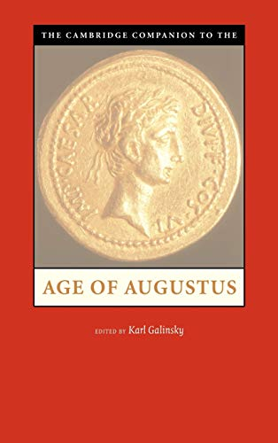 9780521807968: The Cambridge Companion to the Age of Augustus (Cambridge Companions to the Ancient World)