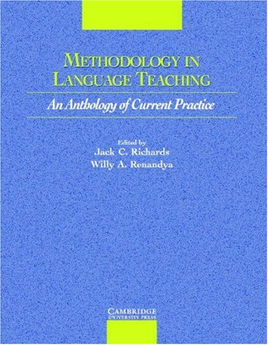 9780521808293: Methodology in Language Teaching: An Anthology of Current Practice