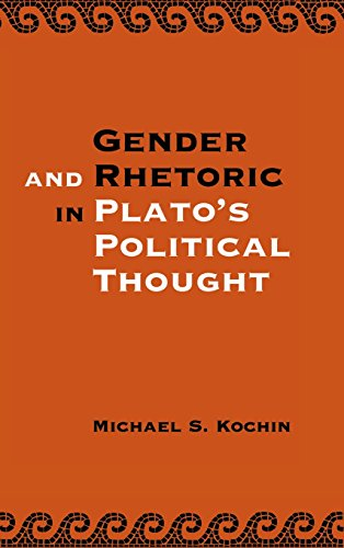 9780521808521: Gender and Rhetoric in Plato's Political Thought
