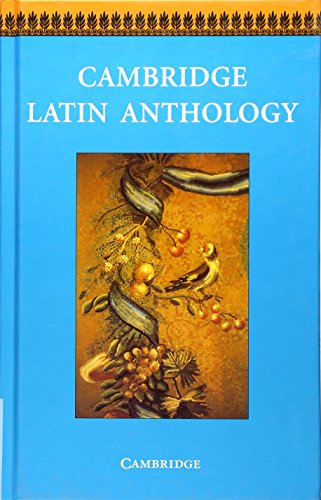 9780521808873: Cambridge Latin Anthology (Cambridge Latin Course)