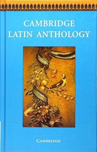 9780521808873: Cambridge Latin Anthology
