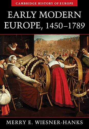 9780521808941: Early Modern Europe, 1450-1789 (Cambridge History of Europe)