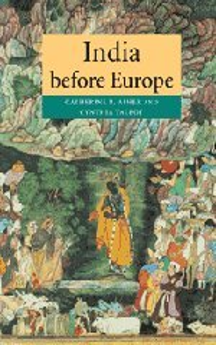 9780521809047: India Before Europe