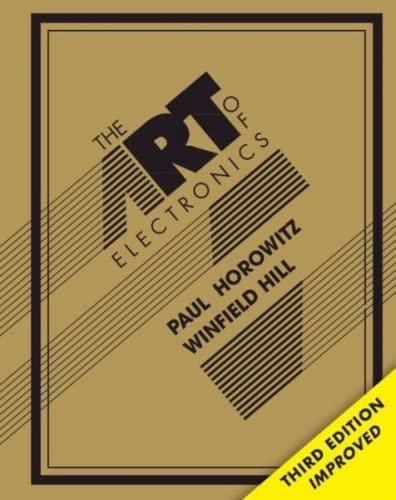 9780521809269: The Art of Electronics
