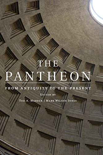 The Pantheon: Tod A. Marder
