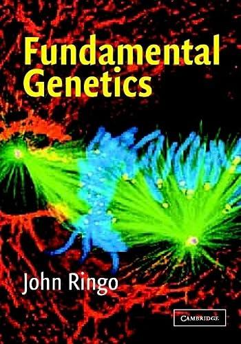 9780521809344: Fundamental Genetics