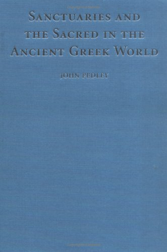 9780521809351: Sanctuaries and the Sacred in the Ancient Greek World
