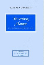 9780521809665: Inventing Homer: The Early Reception of Epic (Cambridge Classical Studies)
