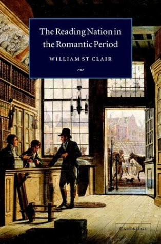 9780521810067: The Reading Nation in the Romantic Period