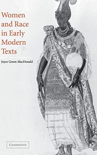 Women and Race in Early Modern Texts: Joyce Green MacDonald