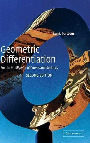 9780521810401: Geometric Differentiation: For the Intelligence of Curves and Surfaces