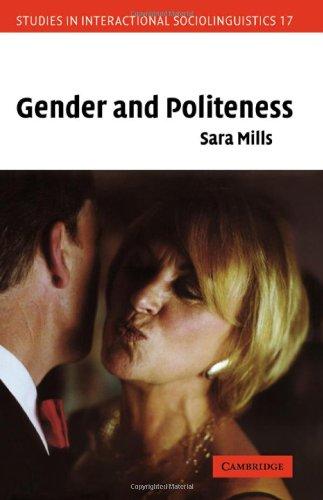 9780521810845: Gender and Politeness (Studies in Interactional Sociolinguistics)