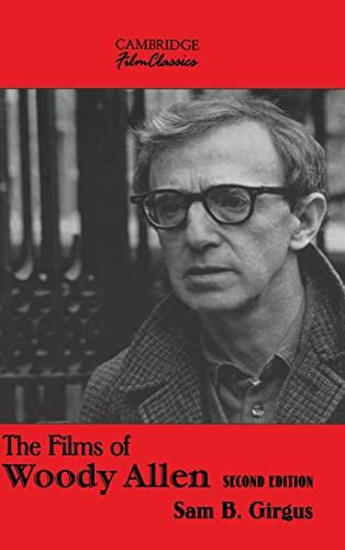 9780521810913: The Films of Woody Allen 2nd Edition Hardback (Cambridge Film Classics)