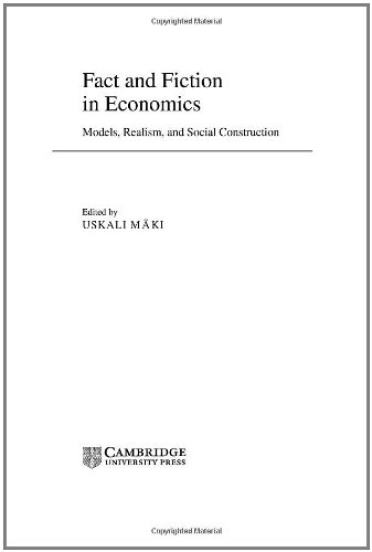 9780521811170: Fact and Fiction in Economics: Models, Realism and Social Construction