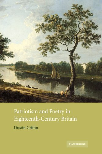 9780521811187: Patriotism and Poetry in Eighteenth-Century Britain