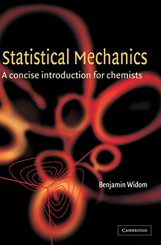 9780521811194: Statistical Mechanics Hardback: A Concise Introduction for Chemists