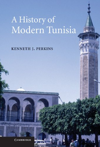 A History of Modern Tunisia: Perkins, Kenneth