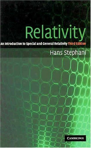 9780521811859: Relativity: An Introduction to Special and General Relativity