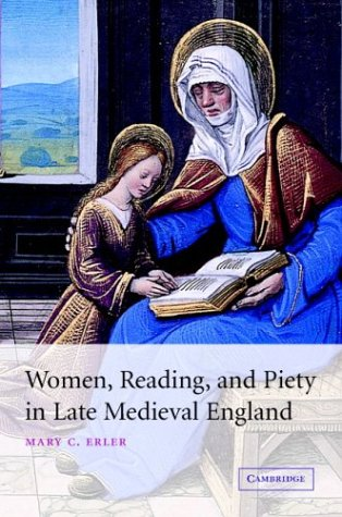 9780521812214: Women, Reading, and Piety in Late Medieval England Hardback (Cambridge Studies in Medieval Literature)