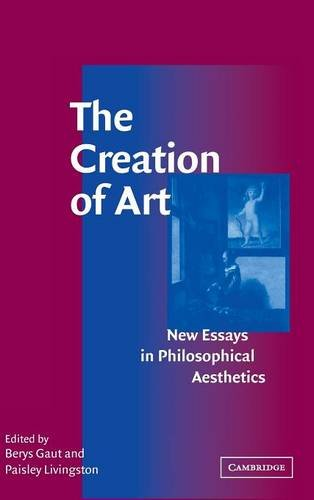 9780521812344: The Creation of Art: New Essays in Philosophical Aesthetics