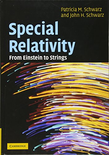 9780521812603: Special Relativity: From Einstein to Strings