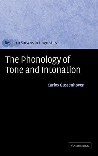 9780521812658: The Phonology of Tone and Intonation