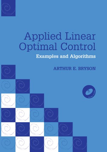 9780521812856: Applied Linear Optimal Control Hardback with CD-ROM: Examples and Algorithms