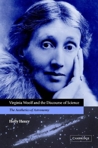 9780521812979: Virginia Woolf and the Discourse of Science: The Aesthetics of Astronomy