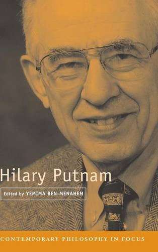 9780521813112: Hilary Putnam (Contemporary Philosophy in Focus)