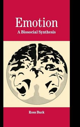 9780521813167: Emotion: A Biosocial Synthesis (Studies in Emotion and Social Interaction)
