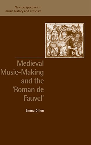 9780521813716: Medieval Music-Making and the Roman de Fauvel (New Perspectives in Music History and Criticism)