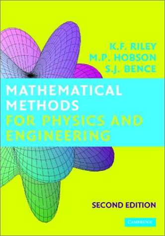 9780521813723: Mathematical Methods for Physics and Engineering: A Comprehensive Guide