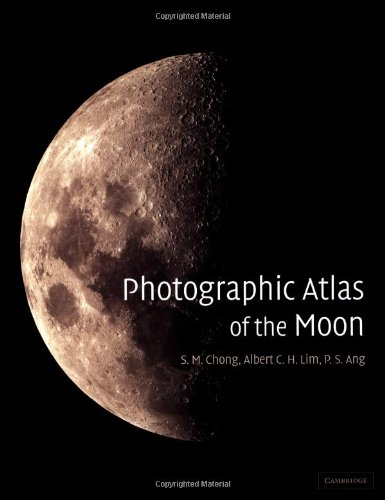9780521813921: Photographic Atlas of the Moon