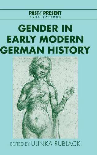 9780521813983: Gender in Early Modern German History