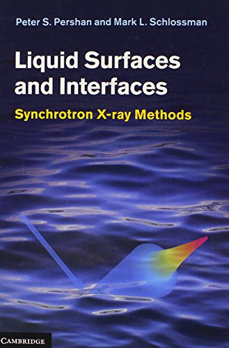 9780521814010: Liquid Surfaces and Interfaces: Synchrotron X-ray Methods