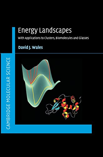 9780521814157: Energy Landscapes: Applications to Clusters, Biomolecules and Glasses (Cambridge Molecular Science)