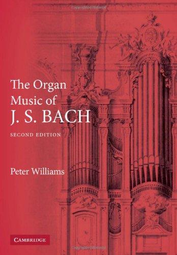 9780521814164: The Organ Music of J. S. Bach