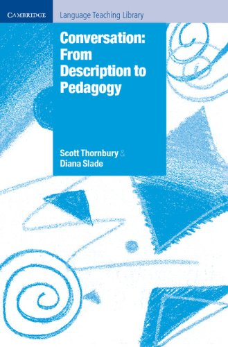 9780521814263: Conversation: From Description to Pedagogy (Cambridge Language Teaching Library)